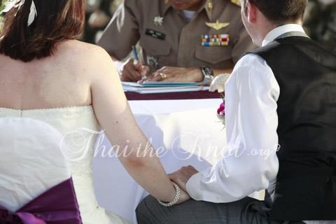 legal wedding thailand legal marriage in thailand